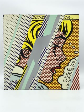 Roy Lichtenstein: Pop Remix. Jaklyn BABINGTON