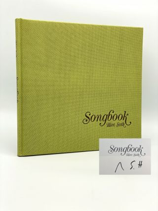 Songbook [signed first edition]. Alec SOTH