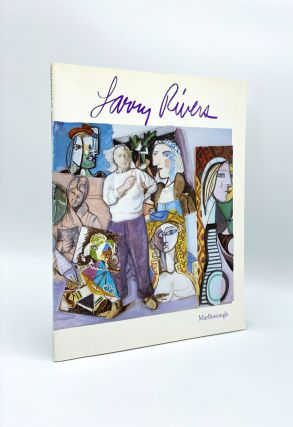 Larry Rivers: Art and the Artist. Larry RIVERS
