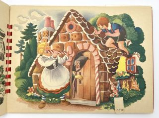 Hansel and Gretel. Julian WEHR