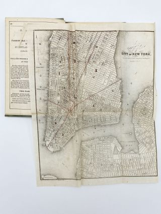 The Great Metropolis: Or, New-York Almanac for 1850. NEW YORK