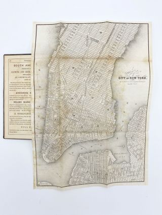 The Great Metropolis: Or, New-York Almanac for 1851. NEW YORK