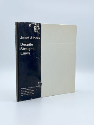 Despite Straight Lines: An Analysis of his Graphic Constructions. Josef ALBERS, François...