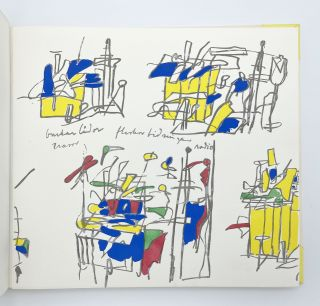 [Book with 22 silkscreens, One of 100 copies]