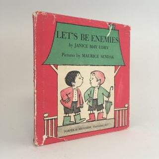 Let's Be Enemies. Maurice SENDAK, Janice May UDRY